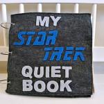 Star Trek Quiet Book 1