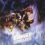 Star Wars Episode V Movie poster