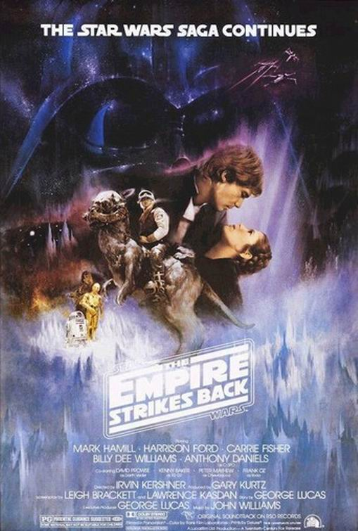 Star Wars Episode V Movie poster