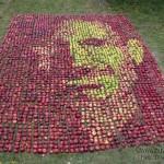 Steve Jobs Land Art
