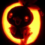 Torchic-Pumpkin