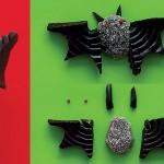 Vampire Bat Cupcake copy