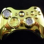Xbox 360 Gold Controller 1