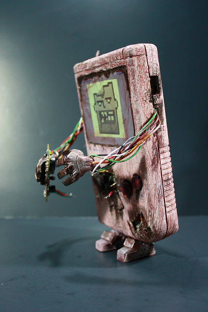 Zombie Gameboy 1