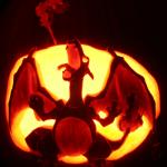 charizard-pumpkin