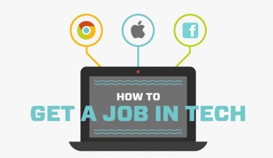 Get A Job Infographic