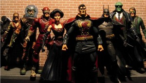 Steampunk Justice League