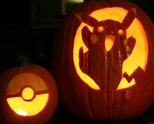 pokemon-pikachu-pumpkin