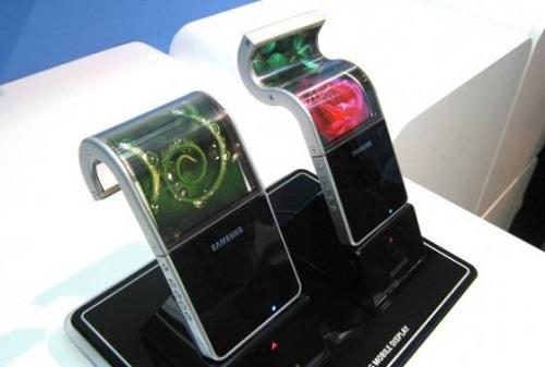 samsung flexible phones