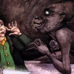 Bilbo Gollum