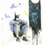 Depressed Batman