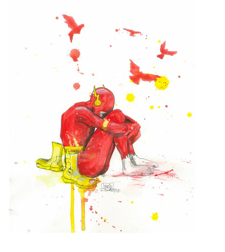 Depressed Flash