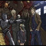 Doctor Who & Friends