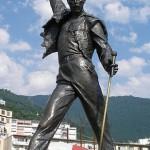 Freddie Mercury Statue 2