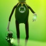 Kermit Green Lantern