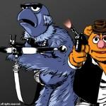 Muppets Star Wars