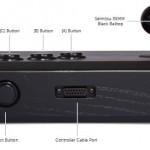 Neo Geo Wooden Controller 3