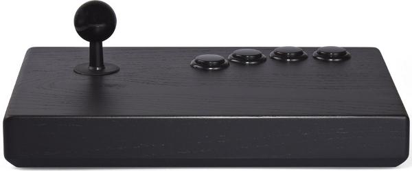 Neo Geo Wooden Controller
