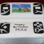 Nintendo DS Cake