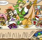 Nintendo Thanksgiving