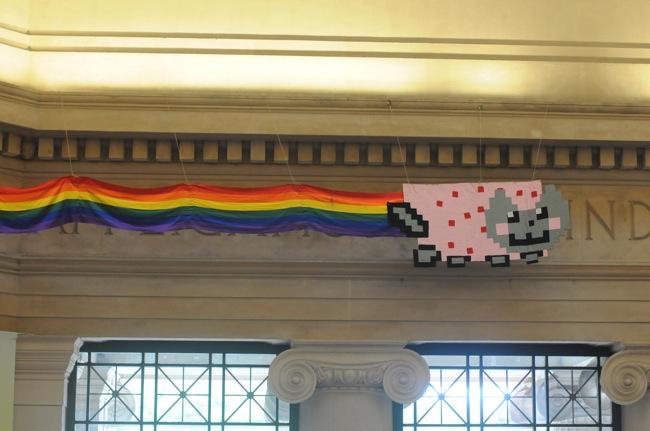 Nyan Cat at MIT