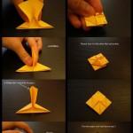 Pikachu Origami 1