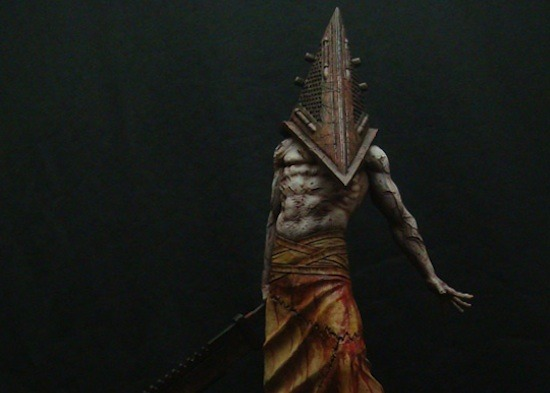 Pyramid-Head-Sculpture 2