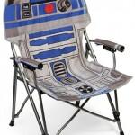 R2-D2 Folding Arm Chair
