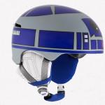R2-D2 Snowboarding Helmet
