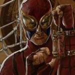 Spider Man Steampunk