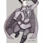 Steampunk Superman