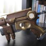 Steampunk Toy Gun 1