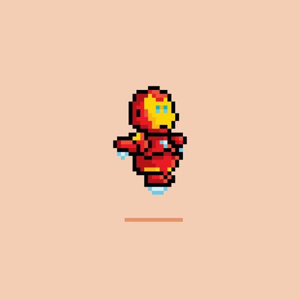 Super Heroes Mario Bros 7