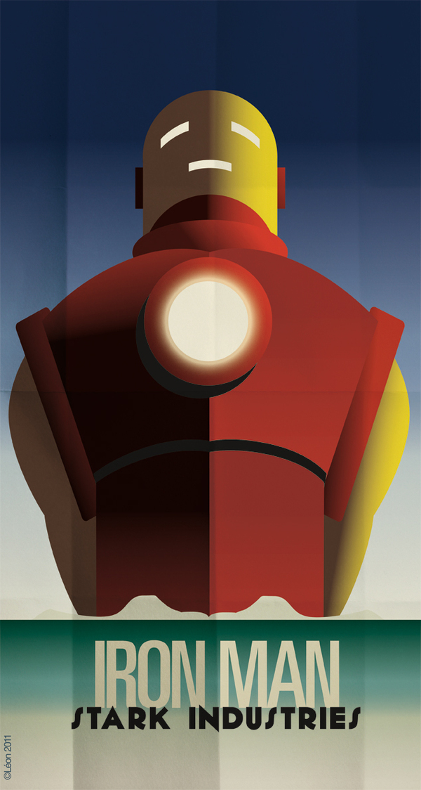 Vintage Iron Man 1