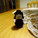 amigurumi V for Vendetta 1