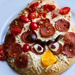 angry birds small piza