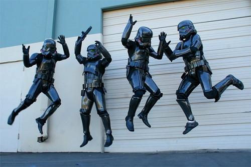 carbon fiber stormtrooper costumes