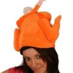 funny turkey hat 2