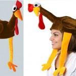 funny turkey hat 5