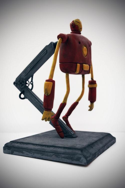 iron man art complete