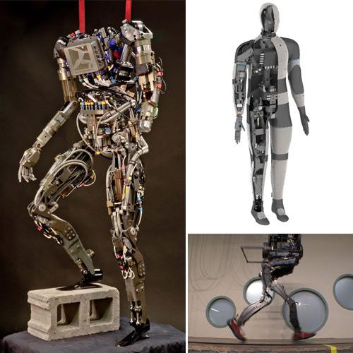 petman robot