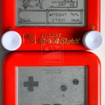 pokemon etch a sketch