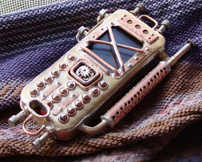 steampunk phone 3