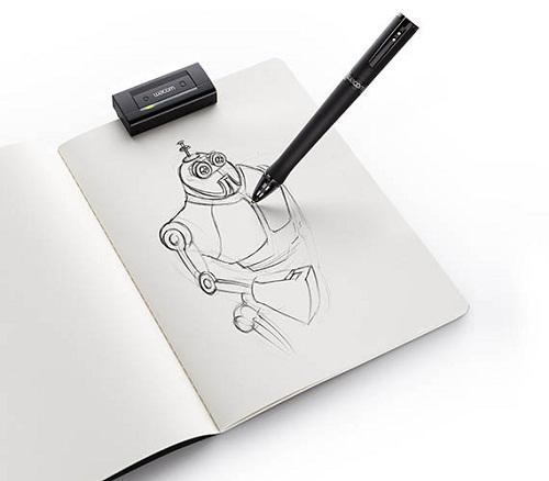 wacom inkling digital capture pen