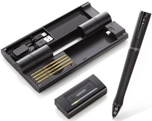 wacom inkling pen transfer kit