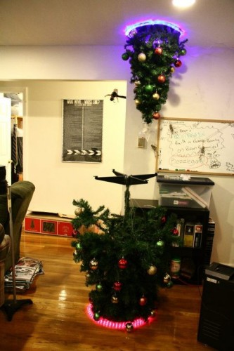 A Portal Christmas Tree Image
