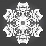 Ashoka-tano-Snowflake