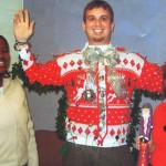 Awful xmas sweater