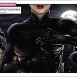 Catwoman Breast Cancer Awareness