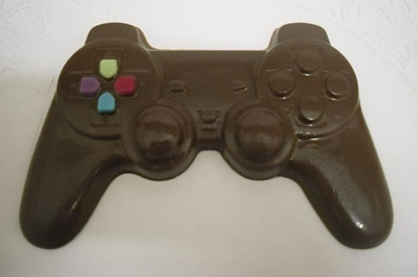 Chocolate DualShock 3